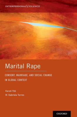 Image of Marital Rape : Consent Marriage And Social Change In Global Context