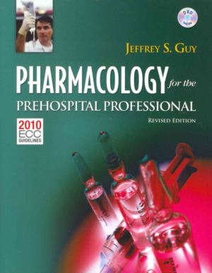Image of Pharmacology For The Prehospital Professional