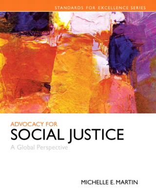 Image of Advocacy For Social Justice : A Global Perspective