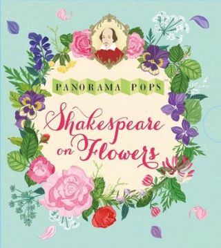 Image of Shakespeare On Flowers : Panorama Pops