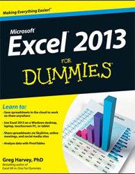Image of Excel 2013 For Dummies