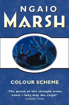 Image of Colour Scheme : Chief Inspector Alleyn Book 13