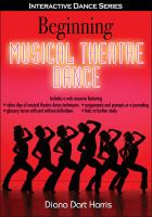 Image of Beginning Musical Theatre Dance : With Web Resource