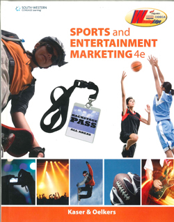 Image of Sports And Entertainment Marketing