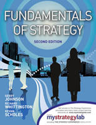 Fundamentals Of Strategy : With Mystrategylab And The Strategy Experience Simulation