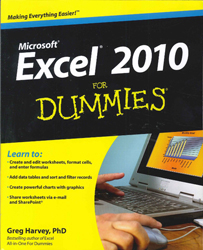 Image of Excel 2010 For Dummies