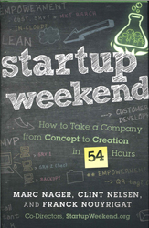 Image of Startup Weekend : How To Take A Company From Concept To Creation In 54 Hours