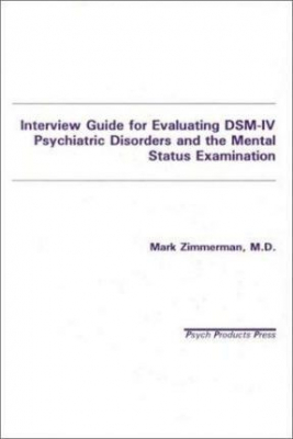 Image of Interview Guide For Evaluating Dsm-5 : Psychiatric Disorders& The Mental Status Examination