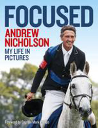 Image of Focused : Andrew Nicholson : My Life In Pictures