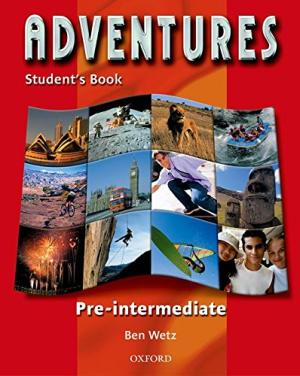 Image of Adventures : Pre-intermediate Student's Book