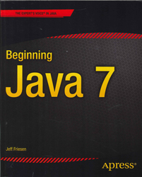 Image of Beginning Java 7