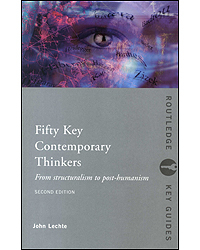 50 Key Contemporary Thinkers 2nd Edition