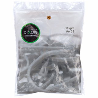 Image of Rubber Bands Dixon No 32 115g