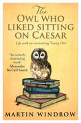 Image of Owl Who Liked Sitting On Caesar