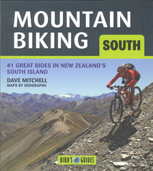 Image of Mountain Biking In The South Island 38 Great New Zealand Rides