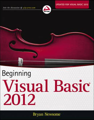 Image of Beginning Visual Basic 2012