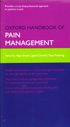 Image of Oxford Handbook Of Pain Management