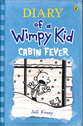 Image of Cabin Fever : Diary Of A Wimpy Kid Book 6