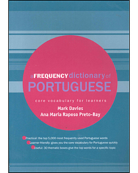 Image of Frequency Dictionary Of Portuguese