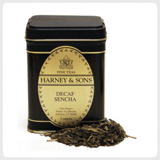 Harney Tea : Decaf Sencha Loose Leaf Tin