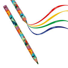Image of Rosina Wachtmeister : Cat Rainbow Pencil