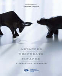 Advanced Corporate Finance A Practical Approach