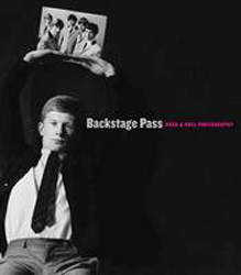Image of Backstage Pass Rock & Roll Photographs