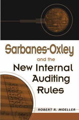 Image of Sarbanes-oxley & The New Internal Auditing Rules