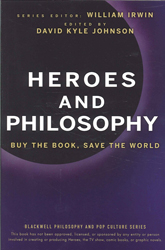 Image of Heroes & Philosophy Buy The Book Save The World