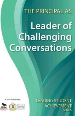 Image of Principal As Leader Of Challenging Conversations