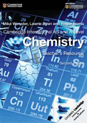 Image of Cambridge International As And A Level Chemistry Teacher's Resource Cd-rom