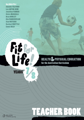 Image of Nelson Fit For Life : Years 7 & 8 Teacher Resource Book
