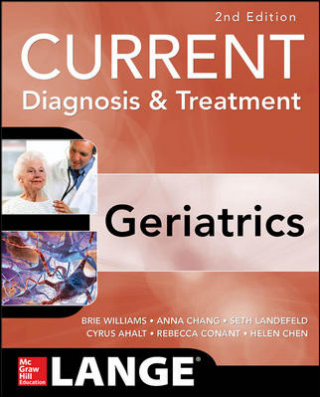 Image of Current Diagnosis And Treatment Geriatrics