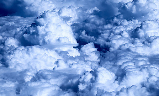 Image of Cloud 2 By Mark Smith : Postcard