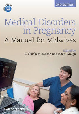 Image of Medical Disorders In Pregnancy A Manual For Midwives