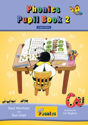 Image of Jolly Phonics - Pupil Book 2