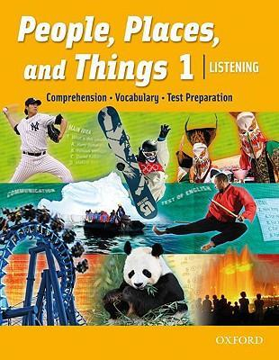 Image of People Places And Things : Listening 1 : Student Book