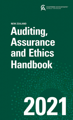 Image of New Zealand Auditing Assurance And Ethics Handbook 2021