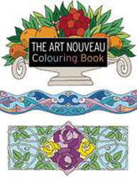 Art Nouveau Colouring : Book Large And Small Projects To Enjoy