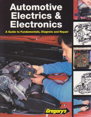 Image of Automotive Electrics And Electronics Basic But Professional Instruction In The Principles