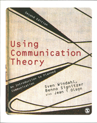 Image of Using Communication Theory An Introduction To Planned Communication