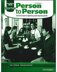 Image of Person To Person : Starter Teacher's Book