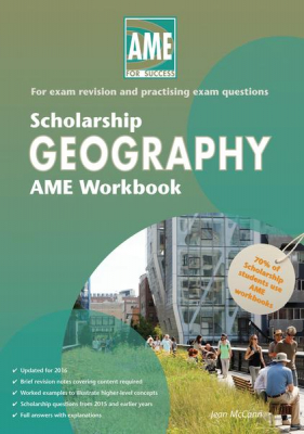 Image of Scholarship Geography : Ame Workbook