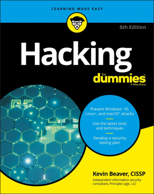 Image of Hacking For Dummies