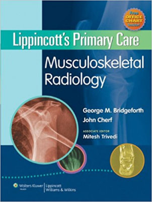 Image of Lippincotts Primary Care Musculoskeletal Radiology