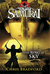 Image of Ring Of Sky : Young Samurai Book 8