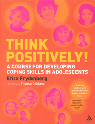 Image of Thinking Positively : A Course For Developing Coping Skills In Adolescents