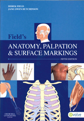 Image of Field's Anatomy Palpation And Surface Markings