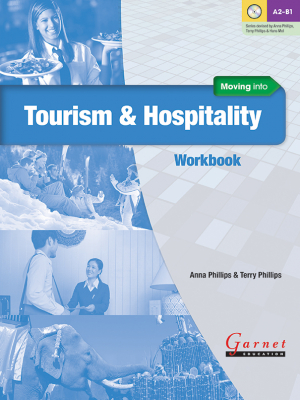 Image of Moving Into Tourism And Hospitality : Workbook With Audio Cd