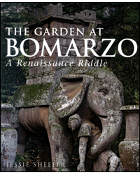 Image of Garden At Bomarzo A Renaissance Riddle